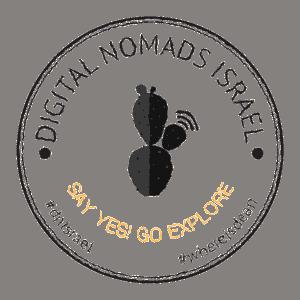 נוודים דיגיטליים ישראל לוגו