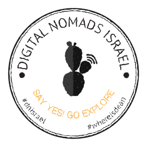 נוודים דיגיטליים ישראל - לוגו