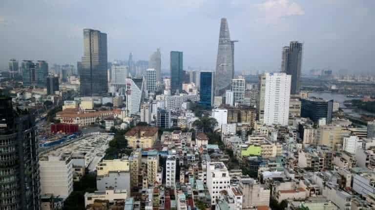 Saigon HCMC vietnam