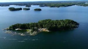 SUPERSHE Island Finland
